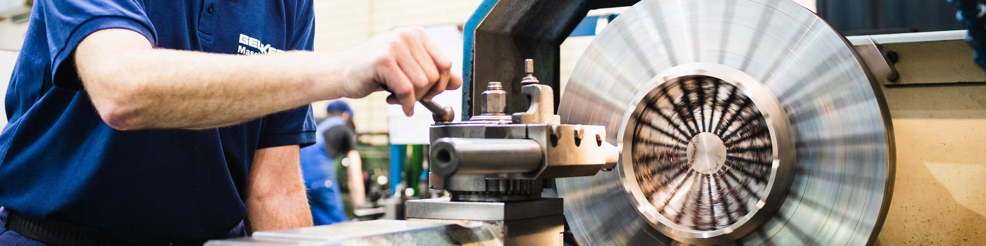 Geukes GmbH - Maschinenbau - Drehen