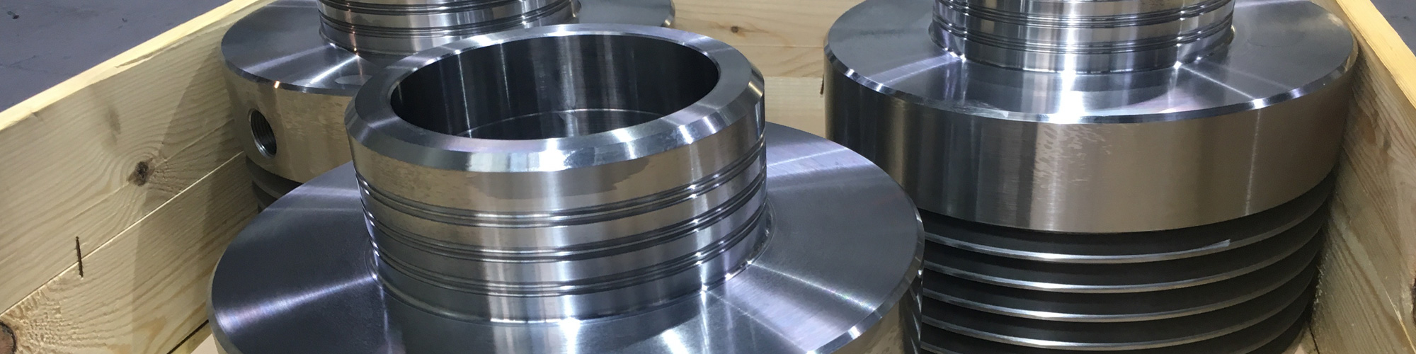 Geukes GmbH - Maschinenbau - Sonderteile Drehen