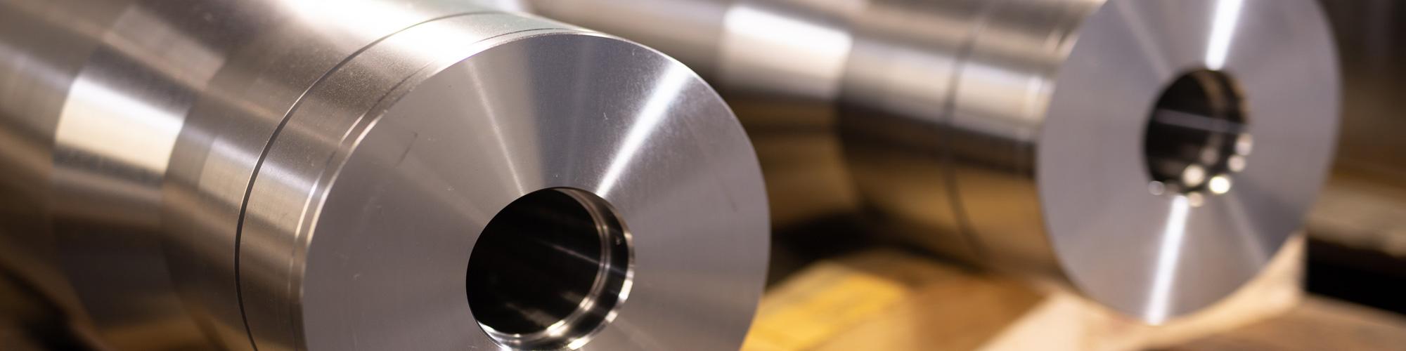Geukes GmbH - Maschinenbau - Drehbearbeitung