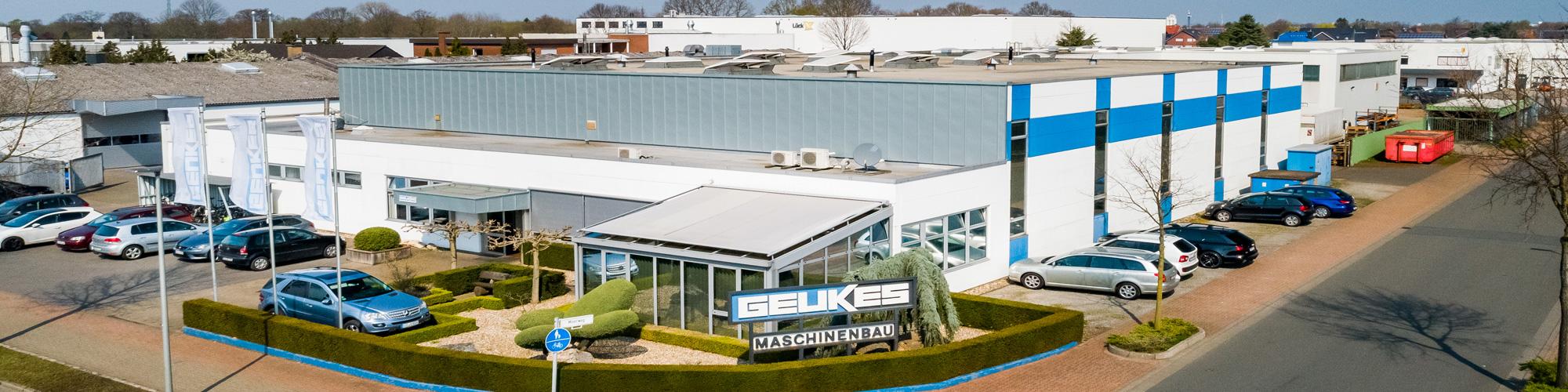 Geukes GmbH - Maschinenbau - Unser Ziel – Nachhaltigkeit