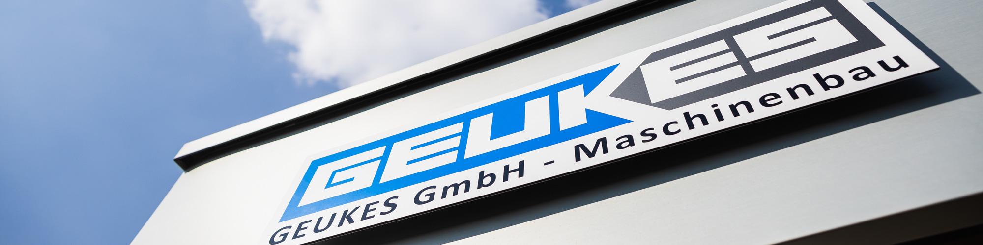 Geukes GmbH- Maschinenbau - Dienstleistungen