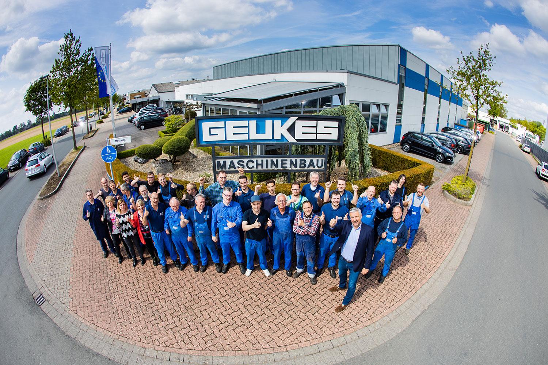 Geukes GmbH - Maschinenbau - Die Zerspanungsspezialisten