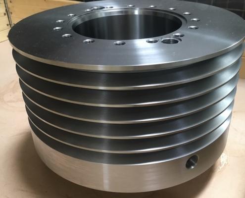 Geukes Maschinenbau Bocholt - CNC Drehen